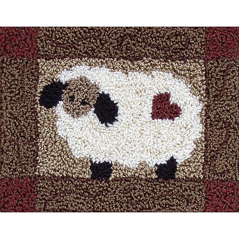 Sheep Punch Needle Kit