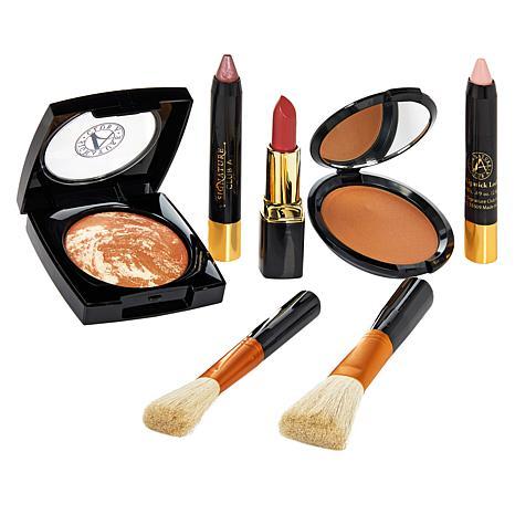 Signature Club A Golden Glow Makeup Kit