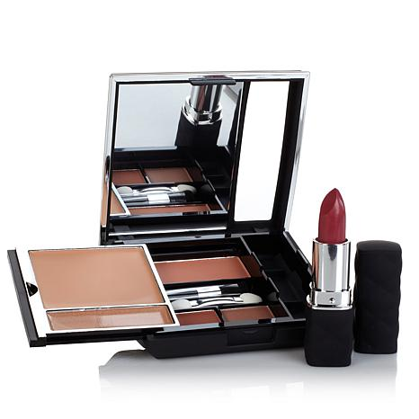 Signature Club A Imperial C Take Along Makeup Compact