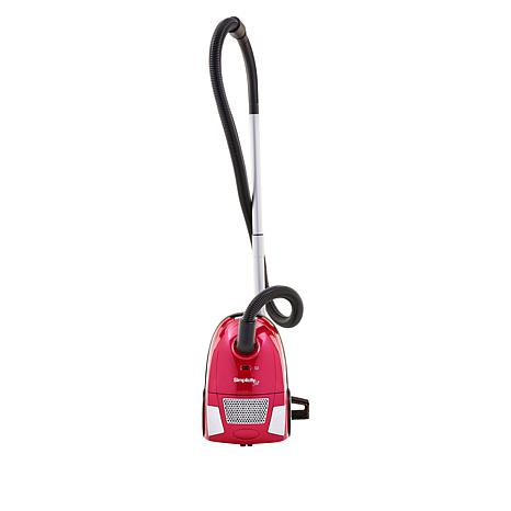 Simplicity Canister Corded Vacuum with Bonus Tools