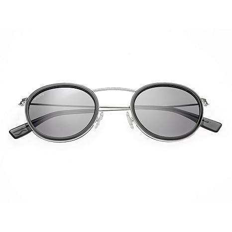 Simplify Jones Polarized Sunglasses with Grey Frames and Black Lenses