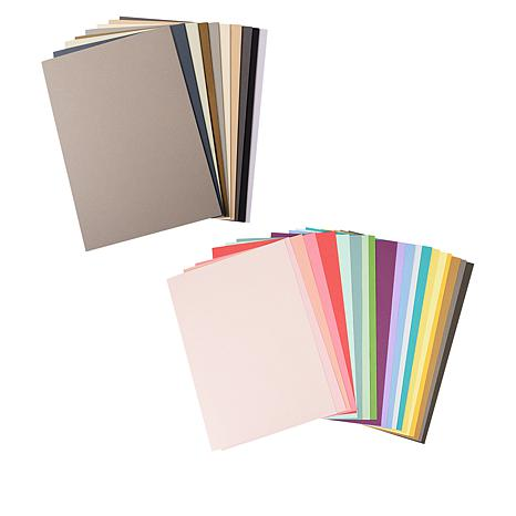 Sizzix® Making Essential High Quality Cardstock Bundle