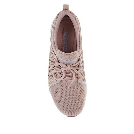 Skechers Bobs Squad Pocket Ace Lace Up Sneaker