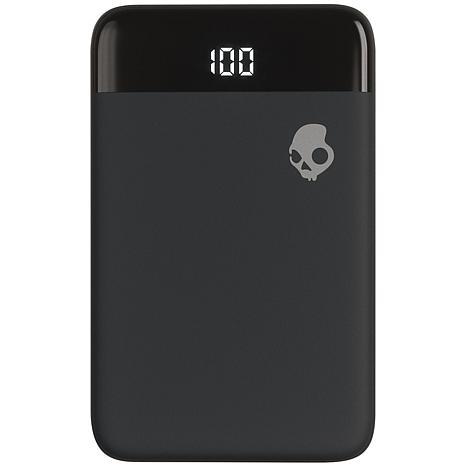 Skullcandy Stash Mini Portable Battery Pack in Black