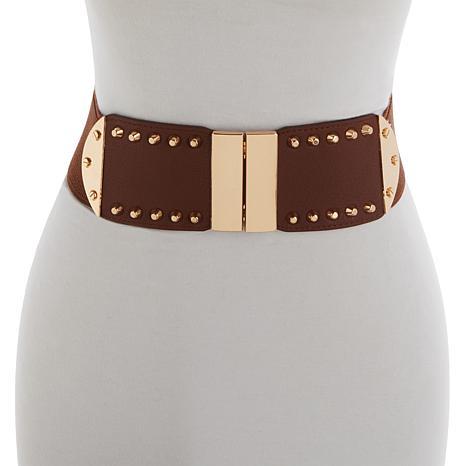 Slinky® Brand Elastic Belt with Toggle Closure