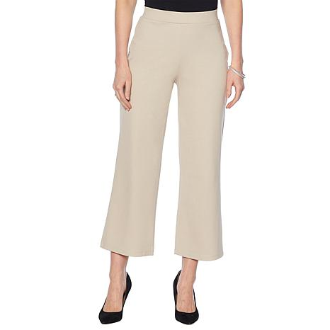 Slinky® Brand Luxe Ponte Ankle Trouser Pant