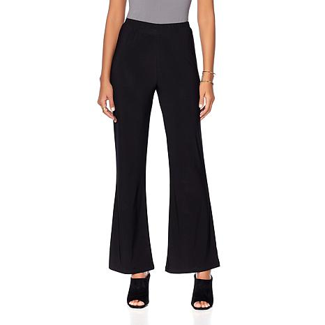 Slinky® Brand Solid Flare-Leg Pant