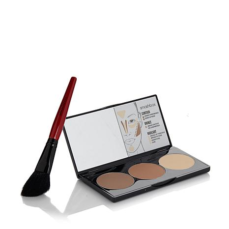 Smashbox Step-By-Step Contour Kit- Light/Medium