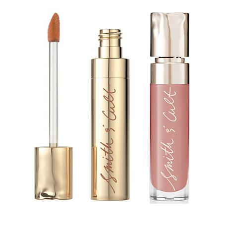 Smith & Cult Milk for Hunny and Kissing Tiny Flowers Lip Duo