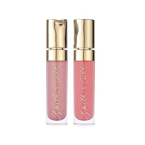 Smith & Cult Think Pink Lip Gloss Duo