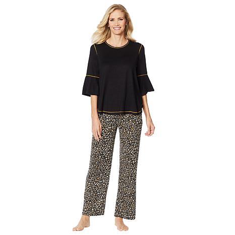 Soft & Cozy 2-piece Ultra Knit Pajama Set