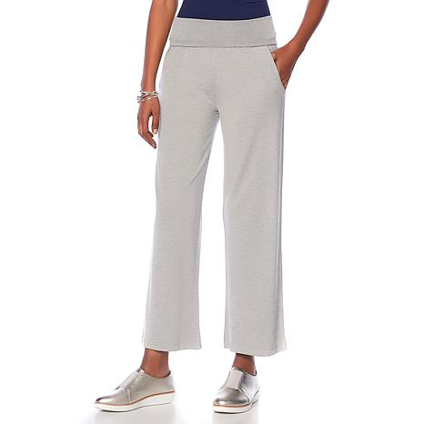 Soft & Cozy Loungewear Cool Luxe Knit Pull-On Pant