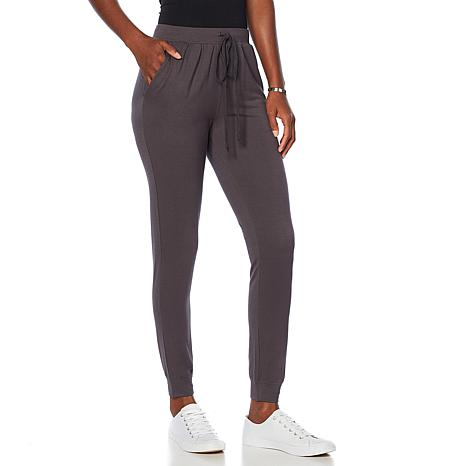 Soft & Cozy Loungewear Cool Luxe Knit Tapered Pant