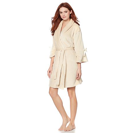 Soft & Cozy Super Soft Bell-Sleeve Robe