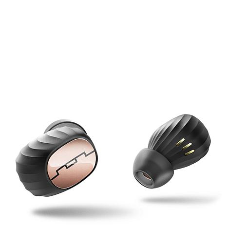 Sol Republic Amps Air Wireless Earbuds w/Charging Case
