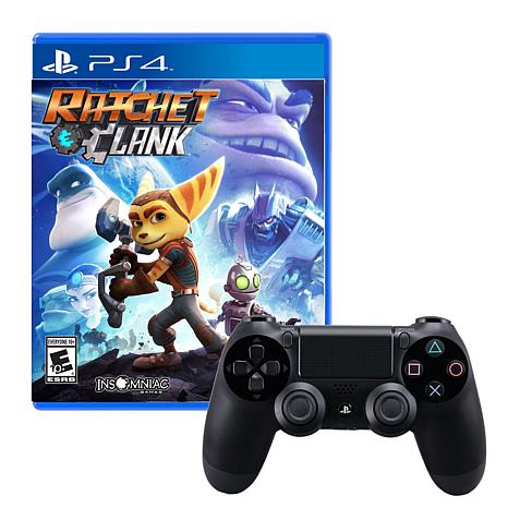 "Sony PlayStation Wireless DualShock 4 Controller w/""Ratchet & Clank"""