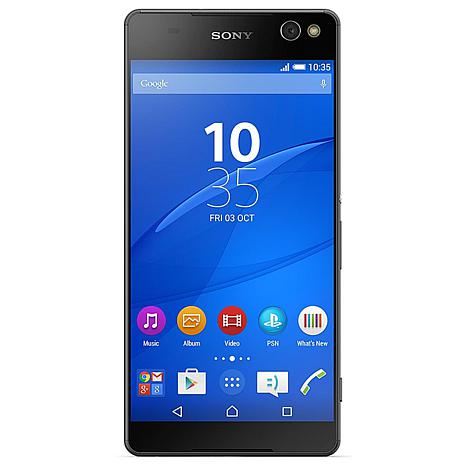 """Sony Xperia 6"""" Unlocked GSM 16GB Android Smartphone"""