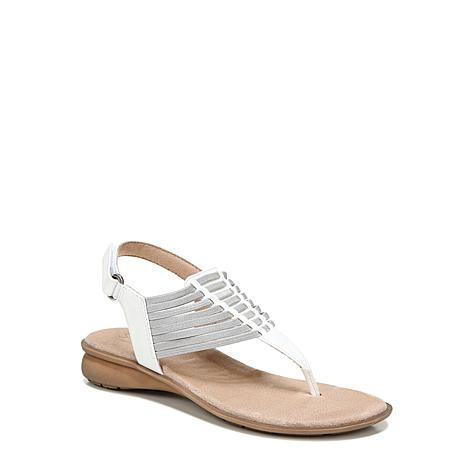 Soul Naturalizer Jette Woven Thong Slingback Sandal