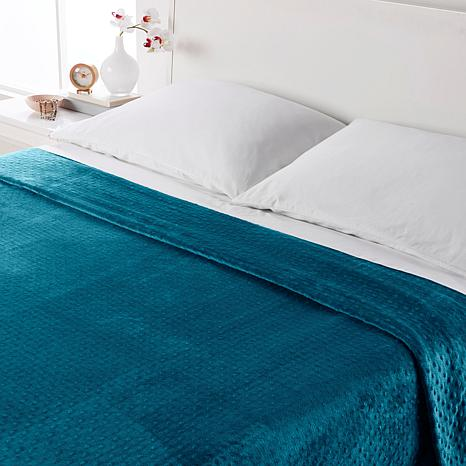 South Street Loft Dot Plush Blanket