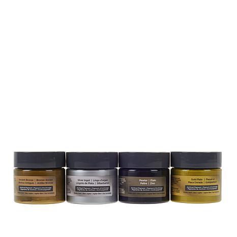 Spectrum Noir 4-pack Metallic Water-Reactive Inks Set