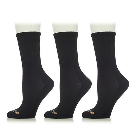 Sporto® 3-pack Crew Socks