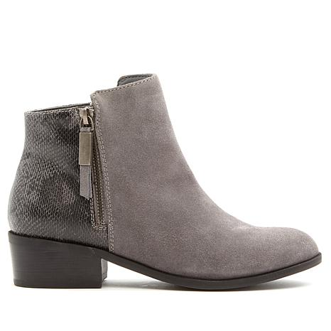 Sporto® Sofia Water-Resistant Leather Bootie