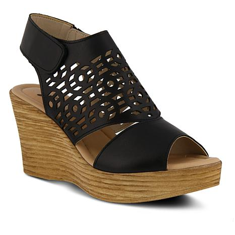 Spring Step Rokshana Leather Slingback Sandal