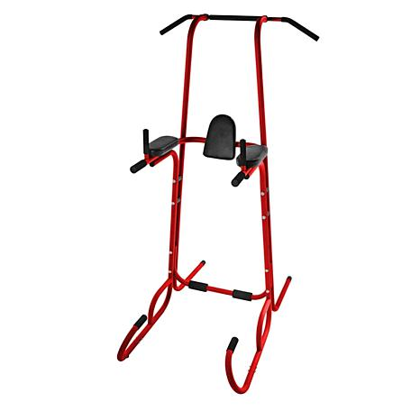 Stamina® X Power Tower with Vertical Knee Raise