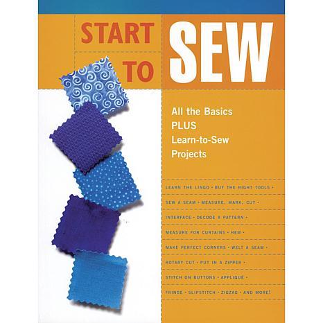 """Start To Sew"" Book"