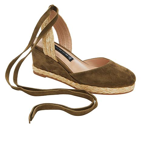 b0769c4acc7 Steven by Steve Madden Charly Suede Wedge Espadrille