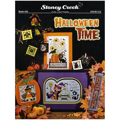 Stoney Creek Counted Cross Stitch Pattern Book