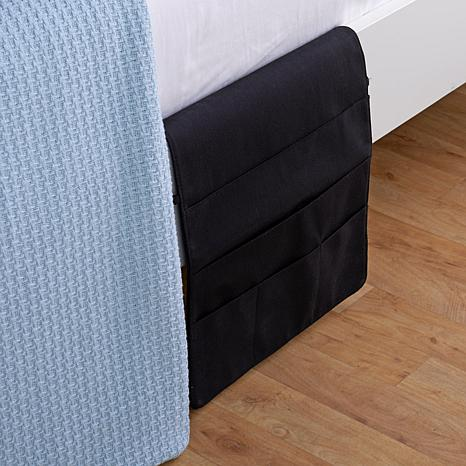 StoreSmith Bedside Caddy with 6 Pockets - Small