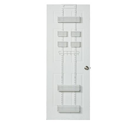 StoreSmith Behind-the-Door and Wall Rack Storage Solution