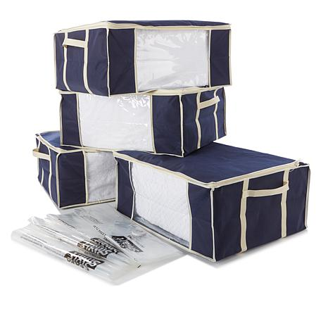 StoreSmith by StoreSmart Compression Storage Bags