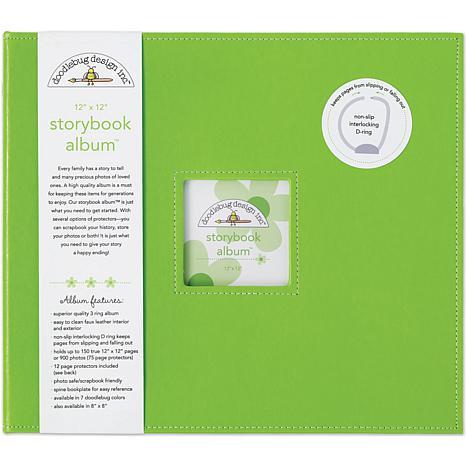 Storybook Album - Limeade