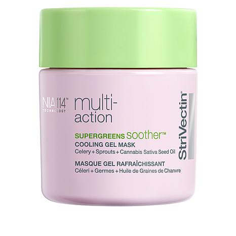 StriVectin Multi Action Supergreens Soother™ Cooling Gel Mask