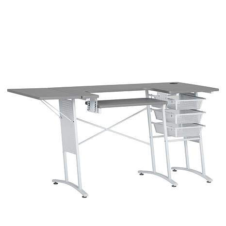 Studio Designs Sew Master Table and Drawers