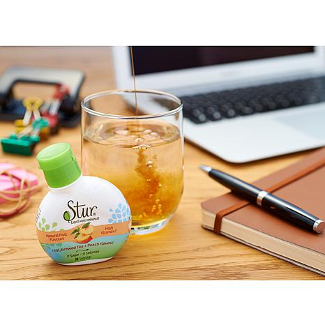 Https i01 hsncdn com is image homeshoppingnetwork prodfull jay king - Stur All Natural Water Enhancer Variety 10 Pack 7444741
