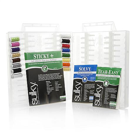 Sulky Embroidery Thread Starter Kit 3