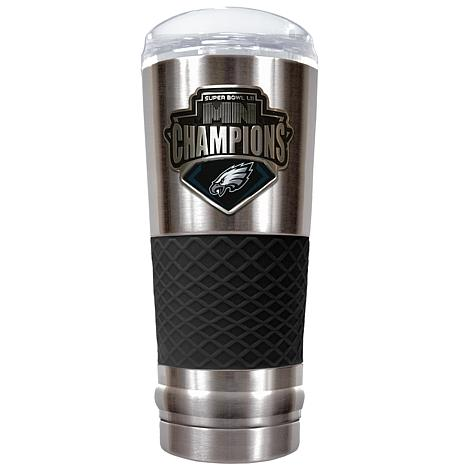Super Bowl LII Champions Insulated 24 oz. Tumbler-Philadelphia Eagles