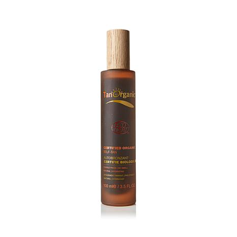 Tan Organic Eco-Certified Self Tan Lotion