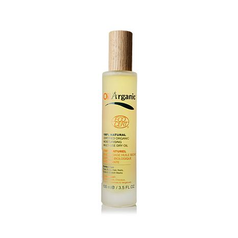 Tan Organic Multi-Use Dry Oil