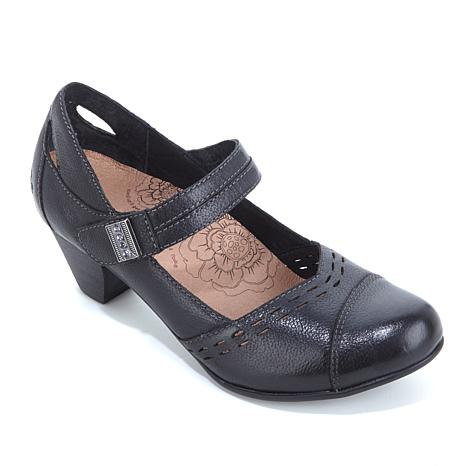 Stunner Leather Mary Janes o2TIZW