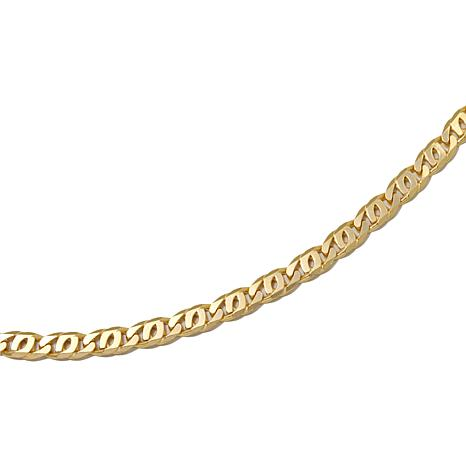 "Technibond® Bird-Eye Chain 24"" Necklace"