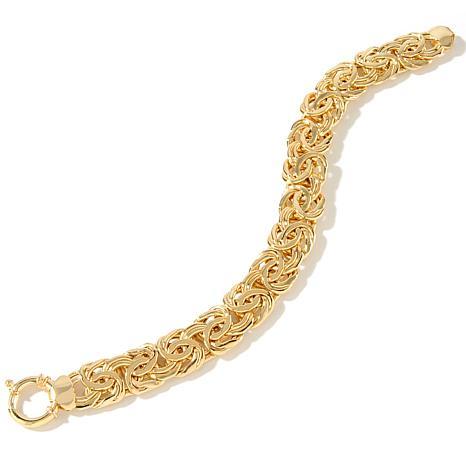 Technibond® Bold Byzantine Bracelet