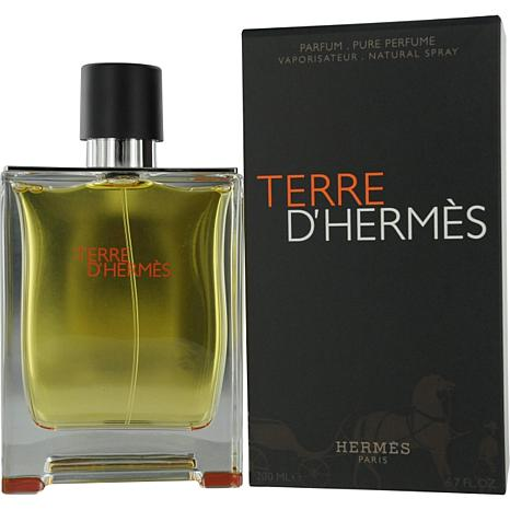 Terre Dhermes by Hermes Parfum Spray for Men 6.7 oz.