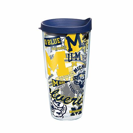Tervis NCAA All-Over 24 oz. Tumbler - Michigan