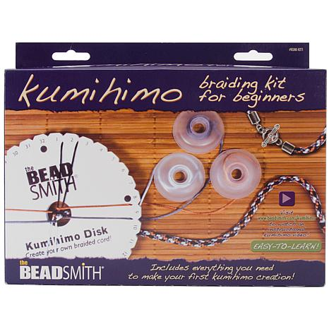 The Bead Smith Kumihimo Starter Kit