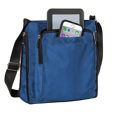 The Organizzi CoZZiBag - The Phone Finder Solution