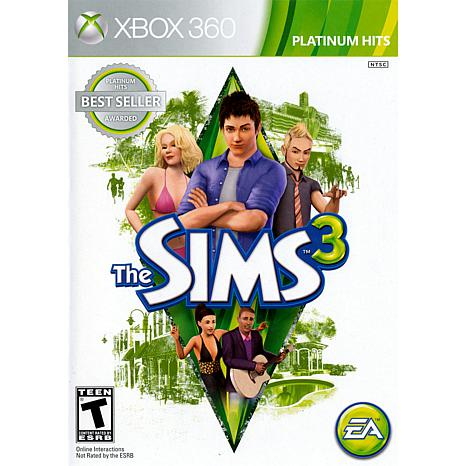 The Sims 3 Platinum Heads - Xbox 360